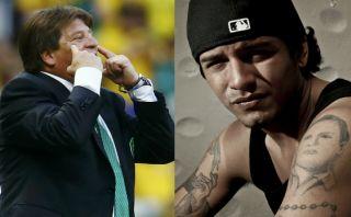 """Técnico de México: """"En el 2011, Manco agarró un avión y se fue"""""""