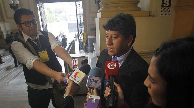 Gana Perú dice que el Gobierno ya resolvió Caso López Meneses