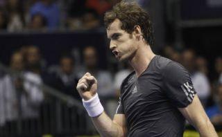 Tenis: Andy Murray es campeón del Abierto de Valencia
