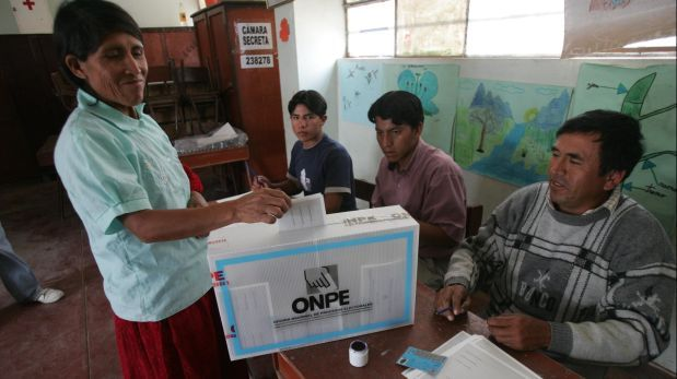Elecciones regionales 2014: habrá 26 JEE para segunda vuelta