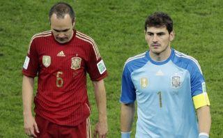 Casillas, Iniesta y Xavi son investigados por La Hacienda