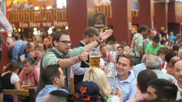 """Oktoberfest: La fiesta en la que más se grita """"salud"""""""