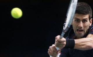 Masters 1000 de París: Djokovic avanza tras vencer a Murray