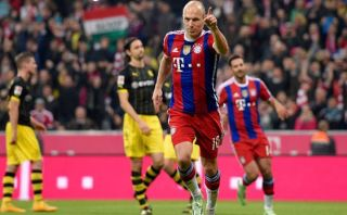 Bayern Múnich venció 2-1 al Borussia Dortmund por la Bundesliga