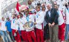 Perú también se coronó campeón en equipos de Mundial ISA