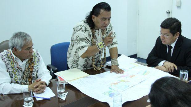 Nativos de Andoas rompen el diálogo con Pluspetrol