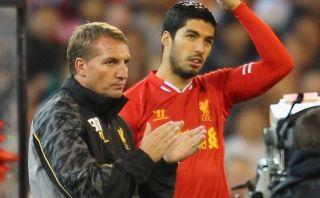 Balón de Oro: Rodgers sorprendido porque Suárez no fue nominado