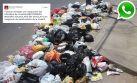 Vía WhatsApp: Anuncian que FF.AA. recogerán basura en Chiclayo