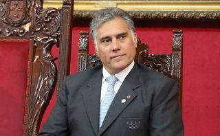 Jefe del IPD no conocía nexos de Belaunde Lossio con Antalsis
