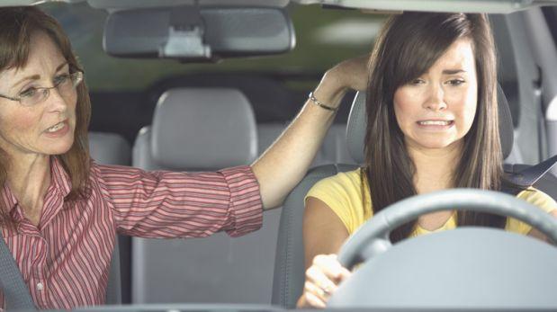 Cinco cosas que a las mujeres no nos gusta escuchar al manejar
