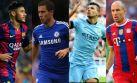Champions League: partidos, horas y canales de la fecha 4