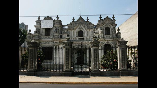 Miraflores: casa similar a Palacio de Gobierno será restaurada
