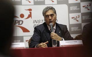 Francisco Boza renunció al IPD tras lobbies de Belaunde Lossio