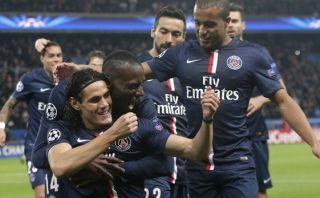 PSG vs. APOEL: franceses ganaron 1-0 por la Champions League