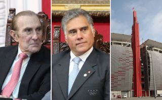 Iván Dibós bosqueja el perfil del próximo presidente del IPD