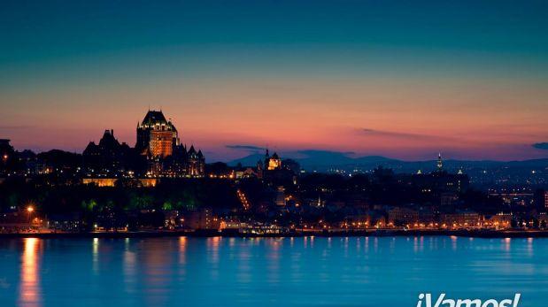 El Palacio de Quebec