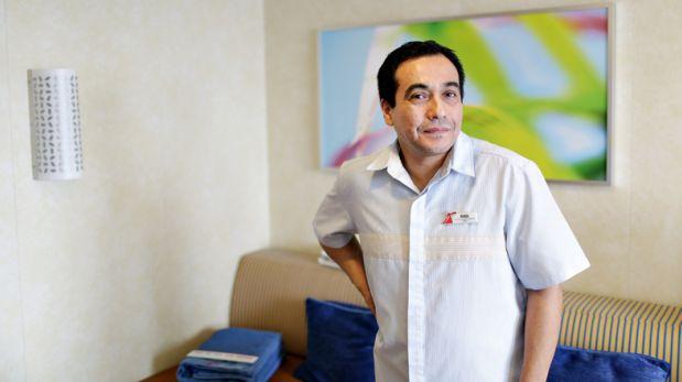 ¿Trabajarías en un crucero? Conoce la historia de Raúl Ortega
