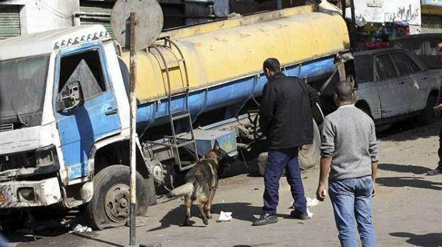 Egipto: Al menos 4 muertos y 12 heridos por ataques con bombas