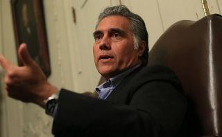 """Francisco Boza: """"No veo delito"""" en aceptar ayuda de Belaunde"""
