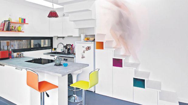Muebles versátiles: Optimiza la distribución de tu casa