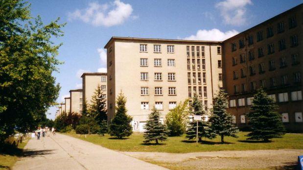 Conoce el hotel de Hitler que nunca tuvo huéspedes