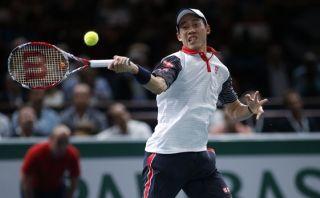 Masters de Londres: Kei Nishikori venció a Andy Murray