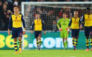 Arsenal vs. Swansea City: 'Gunners' perdieron 2-1 de visita
