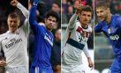 Ligas europeas: así van las tablas de los mejores torneos