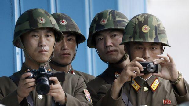 Corea del Sur lanza disparos de advertencia a Corea del Norte