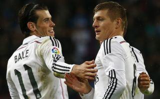 Gareth Bale, un experto en hacer bromas a sus compañeros