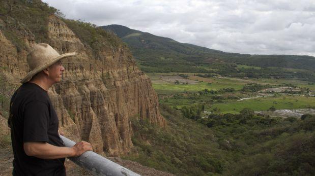 COP20: Conoce a un profesor que dejó todo para cuidar el bosque