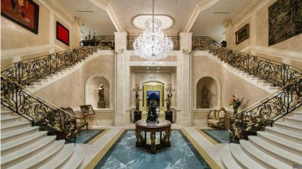 A romper el chanchito: Esta es la casa más cara de EE.UU.