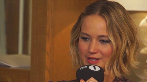 Jennifer Lawrence explicó por qué nunca tendrá Twitter