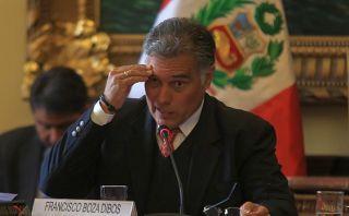 Francisco Boza pidió 10 días a Congreso para armar su defensa