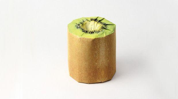 ¿Son frutas? Mira la envoltura de este papel higiénico