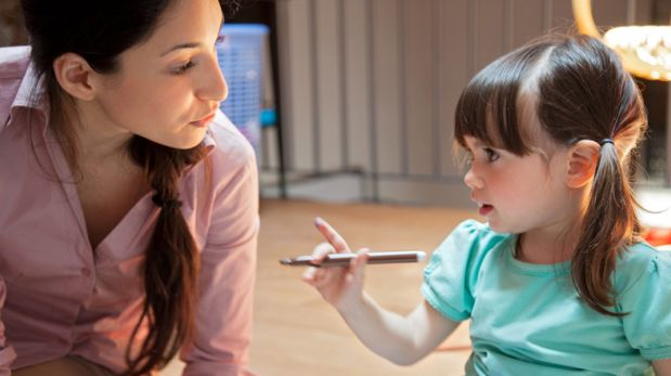 Veinte frases positivas para comunicarte con tus hijos