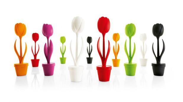Lámparas tulipanes, una forma diferente de iluminar tu casa