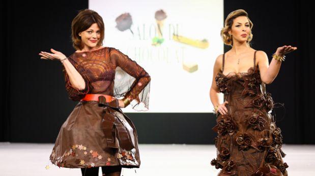 De chocolate: Mira los vestidos que provocan darles un mordisco