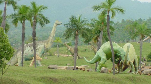 Este sorprendente valle en Cuba está lleno de dinosaurios