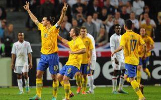 Zlatan Ibrahimovic anotó hace dos años este golazo de chalaca