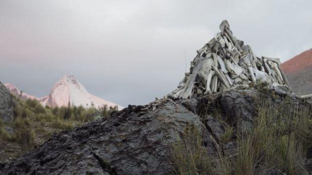 Artistas experimentaron la naturaleza y el arte en el Pariacaca