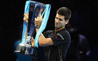Djokovic ganó más de US$2 millones en el Masters de Londres