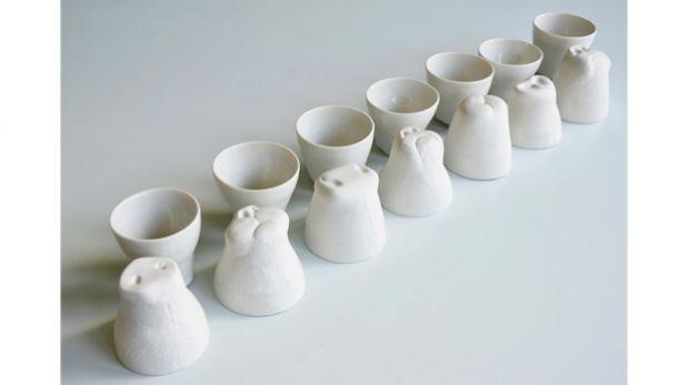 Diviértete con estas tazas que te darán un hocico de porcelana