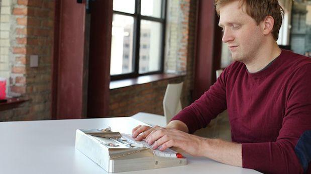 Hemingwrite, una máquina de escribir que no usa papel o tinta