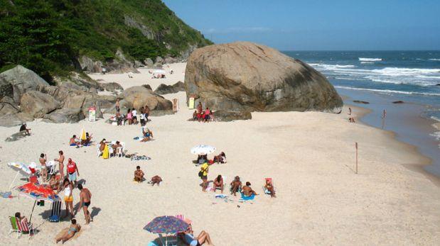 Ropas afuera: Río de Janeiro ya tiene su playa nudista oficial