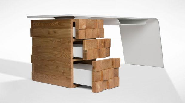 Katedra: Este escritorio de alta tecnología cargará tu celular