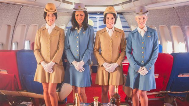 Viaje al pasado: Revive la experiencia de volar en los años 70