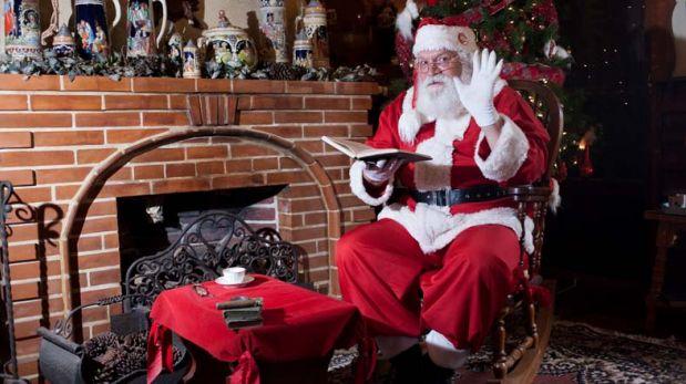 Navidad adelantada: Conoce la casa de Papa Noel en Gramado