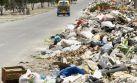 Tres alcaldes serían denunciados por paralizar recojo de basura