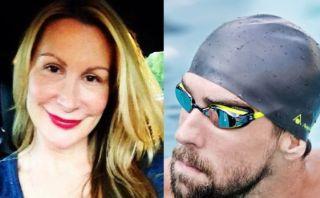 Facebook: supuesta novia de Michael Phelps nació hombre